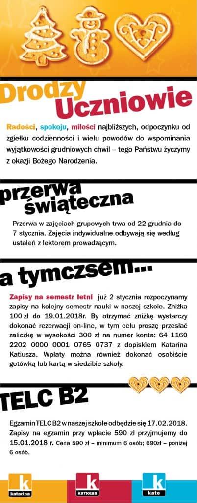 mailing swieta 17