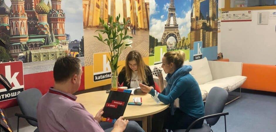 Katiusza - nauka rosyjskiego Warszawa